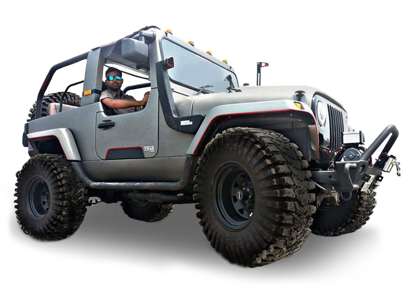 Mahindra Customisation | Modified Car | Customized Jeeps